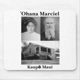 ʻOhana Marciel Mousepad Tapis De Souris