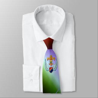 Հ de cravate de Homenetmen d'Arménien. Մ. Ը. Մ.