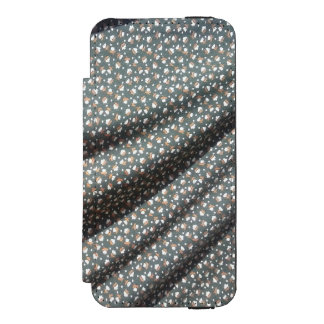 موجالقماش COQUE-PORTEFEUILLE iPhone 5 INCIPIO WATSON™