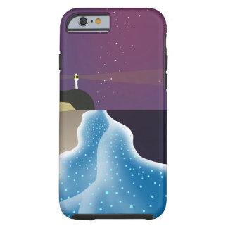 夜光虫 (ブルーバージョン) COQUE TOUGH iPhone 6