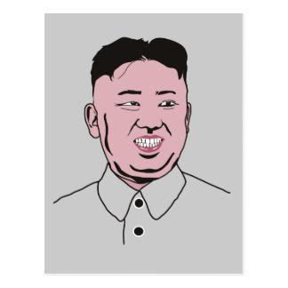 김정은 du Jong-ONU | de Kim Cartes Postales