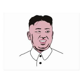 김정은 du Jong-ONU | de Kim Carte Postale