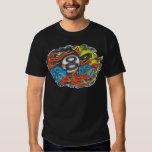 00001 Bola 8 lamas T-shirts