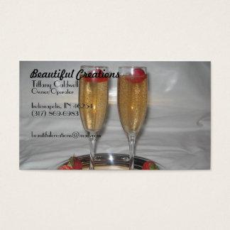012, belles créations, Tiffany Caldwell, posséder… Cartes De Visite