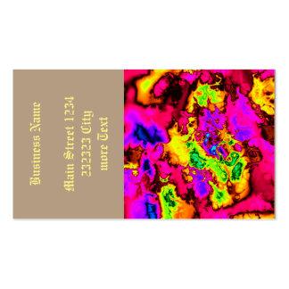 01 powerfractal (SF) Carte De Visite Standard