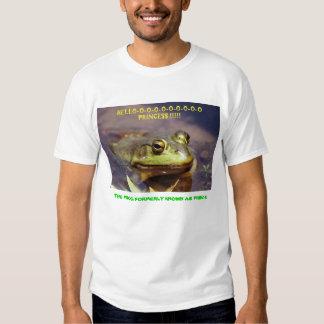 072606-3-ATS La GRENOUILLE AUTREFOIS CONNUE SOUS T-shirts