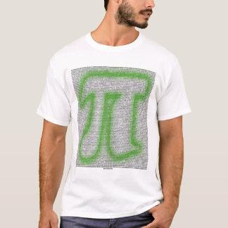 10000 chiffres de pi t-shirt