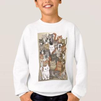 1000 chats sweatshirt