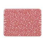 100 manières de dire je t'aime magnets