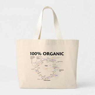 100% organique (cycle d'acide citrique - cycle de grand sac
