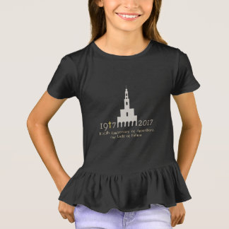 100th Anniversaire des apparitions - Fatima T-shirt