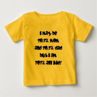 101% tous badinent t-shirt pour bébé