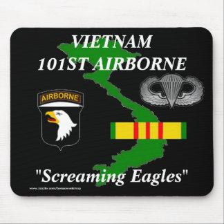 101st Le Vietnam aéroporté Mousepad 2/b Tapis De Souris