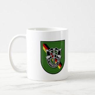 10ème Groupe l'Europe Det de forces spéciales Mug Blanc
