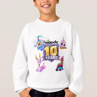 10ème Logo d'anniversaire Sweatshirt