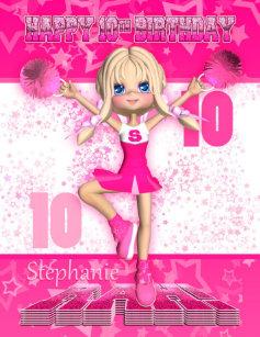 Cartes Stephanie Danniversaire Zazzlefr