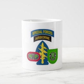 10ème Tasse d'éléphant de groupe de forces spécial Mug Jumbo