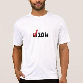 10k ? Contrôle T-shirt