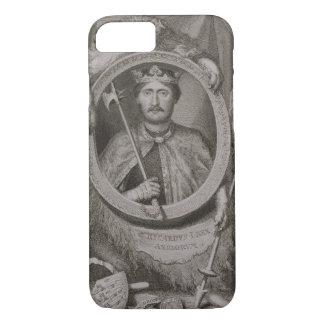 """1157-99) rois de Richard I """"Coeur de Lion"""" Coque iPhone 7"""