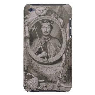 """1157-99) rois de Richard I """"Coeur de Lion"""" Étui iPod Touch"""