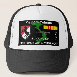 11ème Casquettes de boule du Vietnam de régiment
