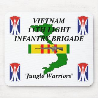 11ème FNI légères Vietnam Mousepad 1/w Tapis De Souris