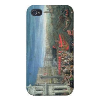 131-0057978/1 degli Schiavoni, Venise de Riva Étuis iPhone 4