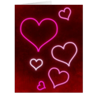 14 février : amour - cartes de vœux