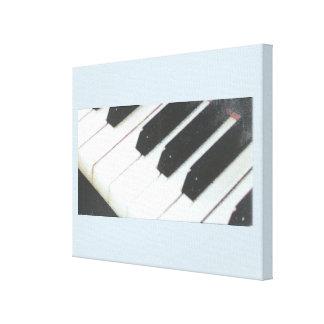 14 x 11 toile de piano de 1,5 pouces