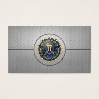[154] Edition spéciale de FBI Cartes De Visite