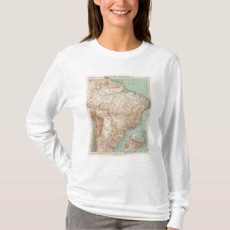 15556 Brésil, Bolivie, Paraguay, Guyane T-shirt