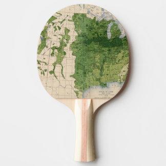 155 maïs/acre raquette de ping pong