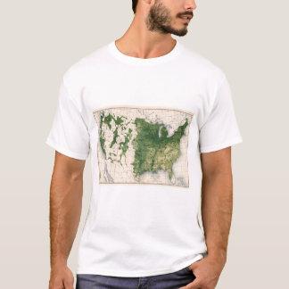 159 avoines/acre t-shirt