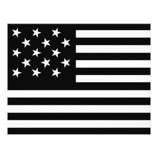 15 tenez le premier rôle-nous drapeau prospectus personnalisés
