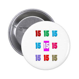 15ème quinzième date de rue d anniversaire d anniv