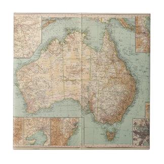 16667 Australie Petit Carreau Carré