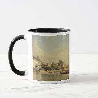 1688-1744) villas d'Alexander Pope (, Twickenham, Mug