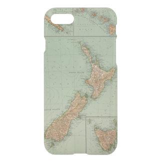 169 Nouvelle Zélande, Hawaï, Tasmanie Coque iPhone 7