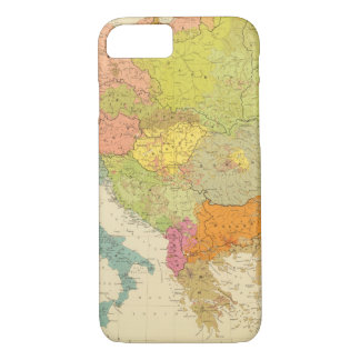 16 un Européen ethnographique Coque iPhone 7