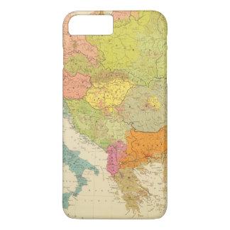 16 un Européen ethnographique Coque iPhone 7 Plus