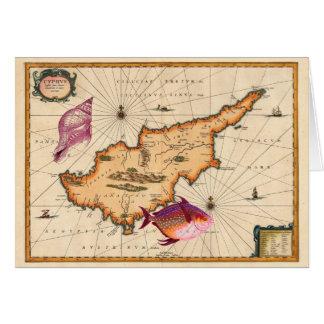 16ème/du 17ème siècle carte nautique de joyeux
