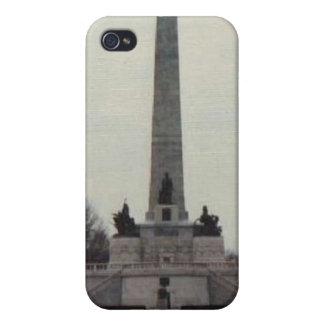 16ème Memorial Stone du Président Étuis iPhone 4