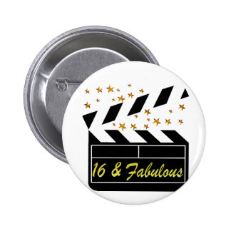 16ème REINE de FILM Badges