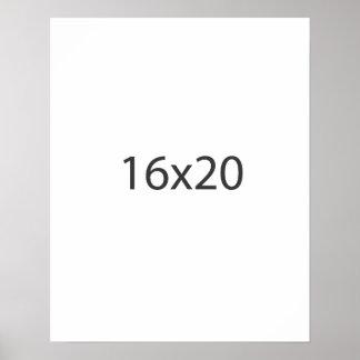 16x20.ai affiche