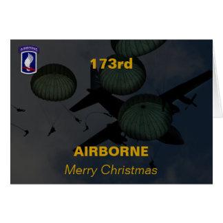 173rd carte de correction de vétérans de brigade