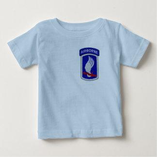 173rd Correction de soldats de ciel de brigade T-shirt Pour Bébé