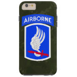 173rd Équipe de combat de brigade aéroportée Coque iPhone 6 Plus Tough