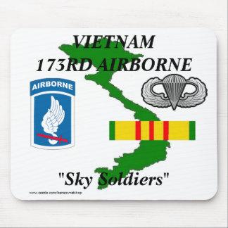 173rd Mousepad aéroporté 1/w du Vietnam Tapis De Souris