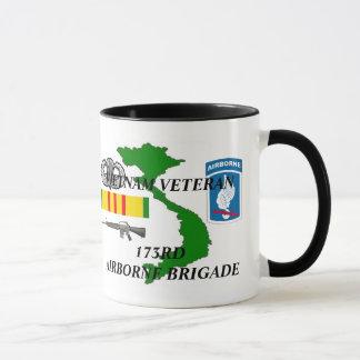 173rd Tasse de café de vétéran du Vietnam de