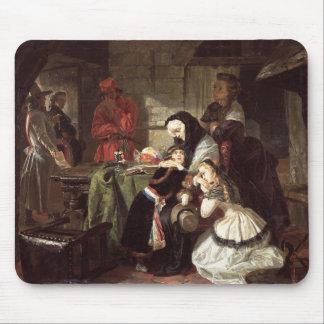 1753-93) finales de Marie-Antoinette (adieu vers l Tapis De Souris